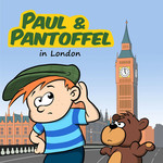 Paul & Pantoffel in London, 1 Audio-CD