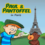 Paul & Pantoffel in Paris, 1 Audio-CD